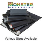 12x16 Grey Mailing Bags Postal Postage Post Mail Strong Poly SelfSeal Cheap 57mu