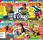 Total Football Magazine Back Issues 1996
