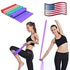 Stretch Band Yoga Elastic Resistance Fitness Dance Rubber Pilates Accessories image
