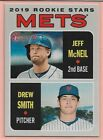 Jeff McNeil 2018 Rookie Singles Pick 2 or more get free shipping