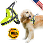No Pull Padded Comfort Nylon Dog Walking Harness Small Medium and Large Dogs