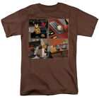 Star Trek T-Shirt Cats Warp Speed Collage Coffee Tee on eBay