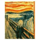 Paint By Numbers Kit The Scream 40CMx50CM Canvas