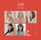 EXID WE Mini Album + Pre-Order Benefits