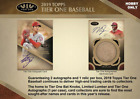 2019 TOPPS TIER ONE BASEBALL LIVE PICK YOUR PLAYER (PYP) 1 BOX BREAK #2