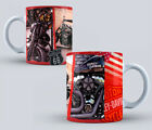 HARLEY DAVIDSON MOTORBIKES 11oz MUGS - VARIOUS DESIGNS - PERFECT GIFT £6.20 GBP on eBay