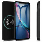 WirelessBattery Charger Case  Power Bank 5000Mah 5V Qi For iPhone X/XR/XS Max US