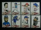 2019 Topps Star Big League Caricature Reproduction You Pick from Drop ListBaseball Cards - 213