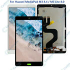 For Huawei MediaPad M3 8.4 / M3 Lite 8.0 LCD Tablet Touch Screen Display Kit BT2