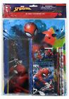 10 Piece Stationery Set Spider-Man