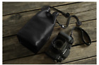 Genuine Leather Camera box bags covers fit For Fujifilm X-H1 XT30 X-T100 XT3 New