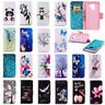 For Samsung Galaxy S10 S10e S10+ S9 Case Wallet PU Leather Flip Magnetic Cover