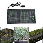 Propagation Seedling Heat Mat Seed Pad Germination Reptile Med 18W 50x25CM New