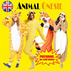 Kids Adult Animal Pajamas Kigurumi Unisex Cosplay Costume Onesie6A Nightwear