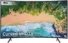 SAMSUNG 55 Inch 55NU7300 Smart Curved 4K UHD TV with HDR