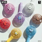 BTS BT21 Official Authentic Goods Fan Air Cooler Mini Operated Handheld Free Exp