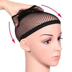 2Pcs Stretchable Mesh Elastic Wig Cap Hair Net for Wig Women Fashion Accessories