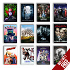 Best Tim Burton Movie Posters A3 / A4 Size Glossy Art Print Home Wall Decoration