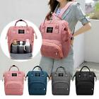 Diaper Bag Backpack Baby Travel Multi Function Waterproof Large Pack Mummy Baby