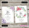 Birthday Invitations ? Personalised Party Invites? 18th 21st 30th 40th 50th 60th