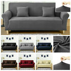 Внешний вид - High Stretch Sofa Cover Couch Lounge Protector Slipcover 1/2/3 Seater Covers D/S