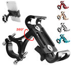 Bicycle Phone Mount Holder Rack Aluminum Alloy Universal for MTB Bike Motorcycle
