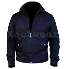 NEW Mens James Bond Harrington Quantum of Solace jacket - ALL SIZES - HUGE SALE $118.86 CAD on eBay