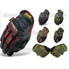 NEW Mechanix M-Pact Tactical Gloves Military Bike Race Sports Mechanic Wear