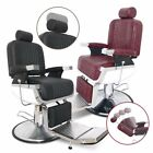 Barber Chair Salon Chair Beauty Equipment Spa Adjustable Hydraulic Recline