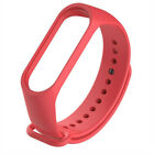For Xiaomi Mi Band 4 Wrist band Sports Soft TPE Silicone Replacement Wrist Strap