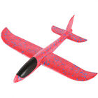 Foam Throwing Glider Airplane Inertia Aircraft Toy Hand Launch Airplane Model MA