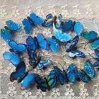 10Pcs Butterfly Hair Clips Bridal Hair Accessory Wedding Photography Costume w7