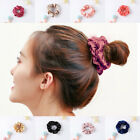 Summer Hair Scrunchies Bun Ring Elastic Fashion Sports Dance Scrunchie Accessory