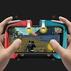 Smooth Design Mobile Phone Gaming Controller Console Joystick Grip for PUBG Game