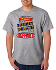 Bayside Made USA T-shirt I Might Be Wrong But Doubt It I'm Jeffrey