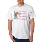 Gildan Cotton T-shirt Christmas Greeting May All Your Holidays Ugly Sweater
