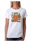 Gildan Cotton T-shirt Christmas Teddy Bear I Love Holidays Ugly Sweater