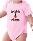 Infant creeper bodysuit One Piece t-shirt Lord Of The Rings