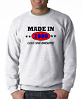 Made In 1990 And Still Awesome Born Birthday Gildan Long Sleeve T-shirt