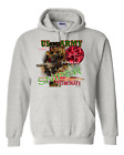 Pullover Hooded sweatshirt US United States Army Sniper