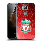 LIVERPOOL FC LFC CREST & LIVERBIRD 2 SOFT GEL CASE FOR HUAWEI PHONES 2