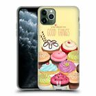 HEAD CASE DESIGNS CUPCAKE HAPPINESS GEL CASE FOR APPLE iPHONE PHONES
