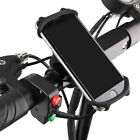 ABS+Silicone Bicycle Bike Motorcycle Handlebar Cell Phone Mount Holder