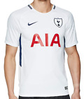 Nike Tottenham Hotspur Home Jersey 2017 18 Mens White Blue Football Soccer Shirt
