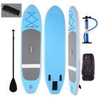 ANCHEER Inflatable Stand Up Paddle Board 10' iSUP Package w/ Adjustable Paddle