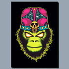 MONKEY MAGIC ANIMAL METAL POSTER SIGN PLAQUE OR CANVAS OR POSTER WALL ART