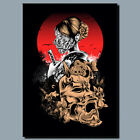 The Geisha Assassin METAL POSTER SIGN PLAQUE OR CANVAS OR POSTER WALL ART