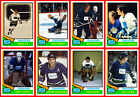 VANCOUVER CANUCKS 1974-75 High Grade Hockey Card Style PHOTO CARDS  U-Pick THICK $2.25 CAD on eBay