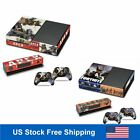 Protective Vinyl Decal for Xbox One Console & 2 Controllers Full Set Skin Cover