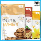IRON HORSE SERIES 100% PURE WHEY 500G 23G PROTEIN 3 TYPES OF WHEY WPI WPH WPC